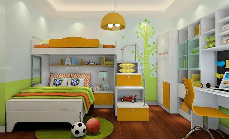 儿童房012