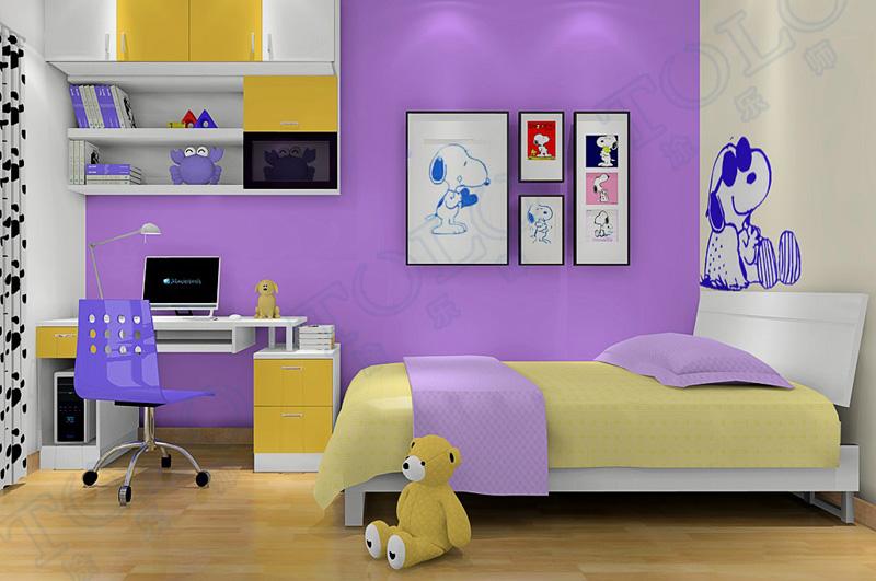 儿童房002