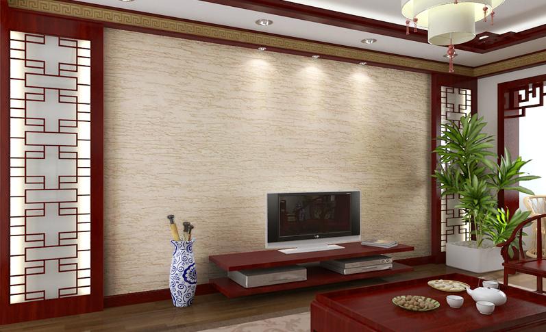 中式客厅006