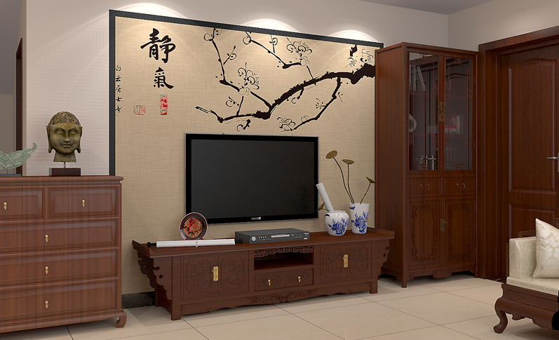背景墙012