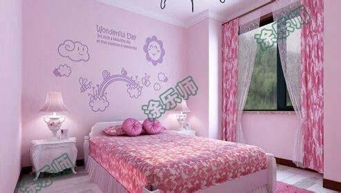 硅藻泥的成分与乳胶漆、壁纸的效果图案对比