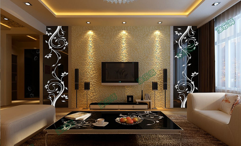 硅藻泥从色彩、安全、功能全方位让你的家装更出色