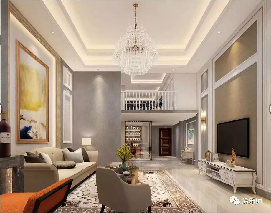 选择涂乐师艺术涂料装修你的家,让你的家脱颖而出,C位出道!